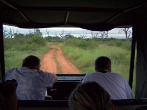 Safari im Hlane NP