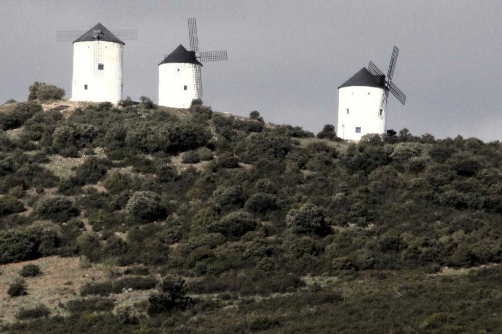 Wir sind im Land von Don Quijote