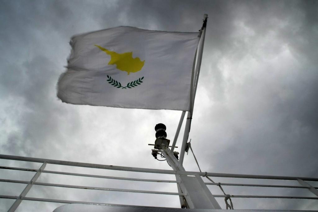 Unter zypriotischer Flagge geht es durch die Straße von Gibraltar nach Süden