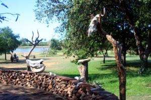 Im  Ndlovu Camp, Hlane NP Swasiland