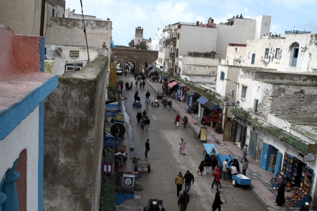 Dresden Dakar Banjul in Essaouira