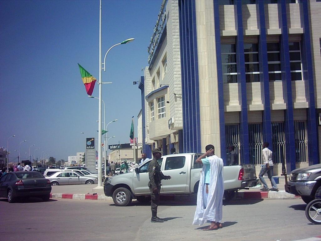 in mauretanien nouakchott