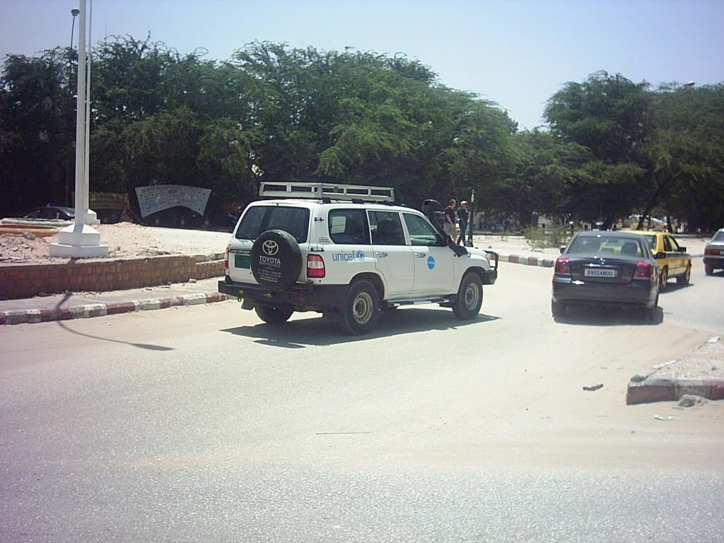 in Nouakchott