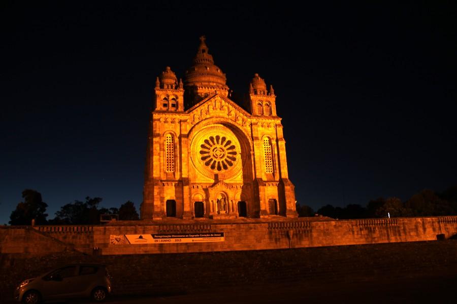 Die Santa Luzia bei Nacht