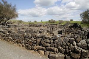 Chorazin in Galiläa