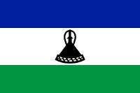 zum ersten Mal sind wir in Lesotho