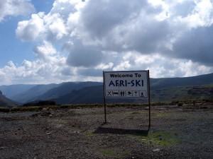 Afri Ski in Lesotho