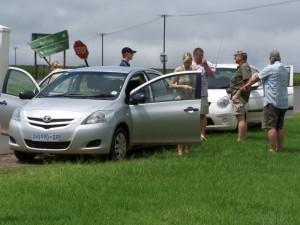 auf der Straße nach Wartburg, Kwa Zulu Natal