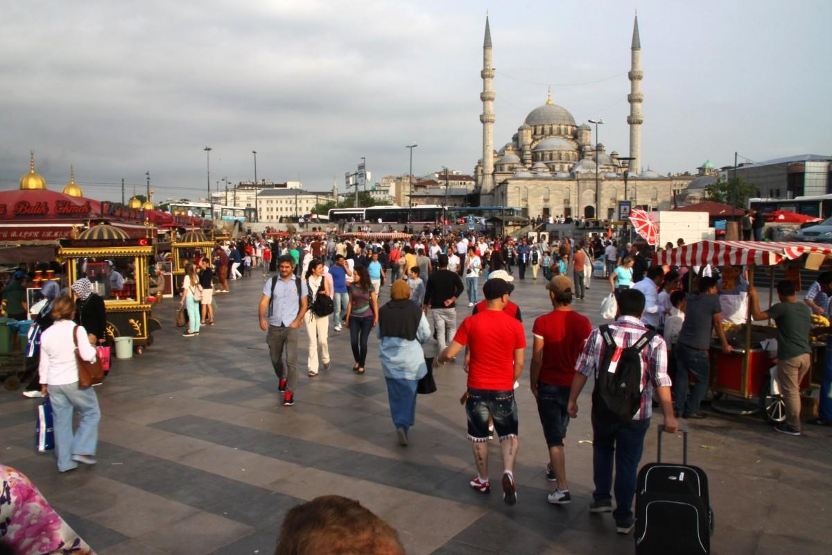 neue Moschee Istanbul