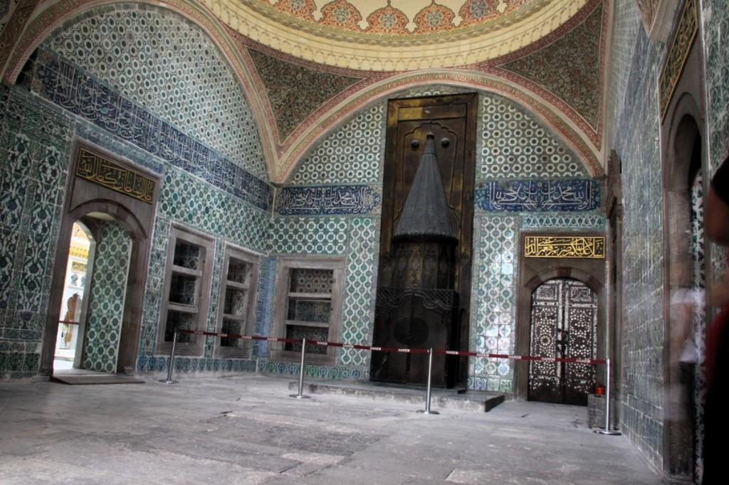 Topkapı-Palast Istanbul Harem