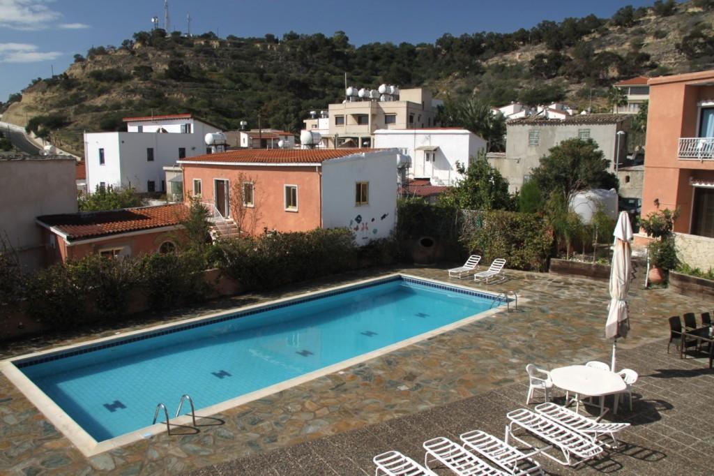 Antonis G Hotel Oroklini Larnarka Cyprus
