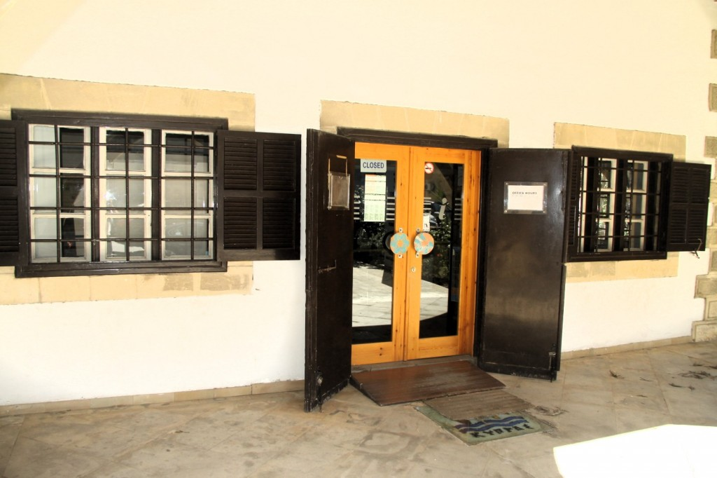 Lanarka tourist info centre