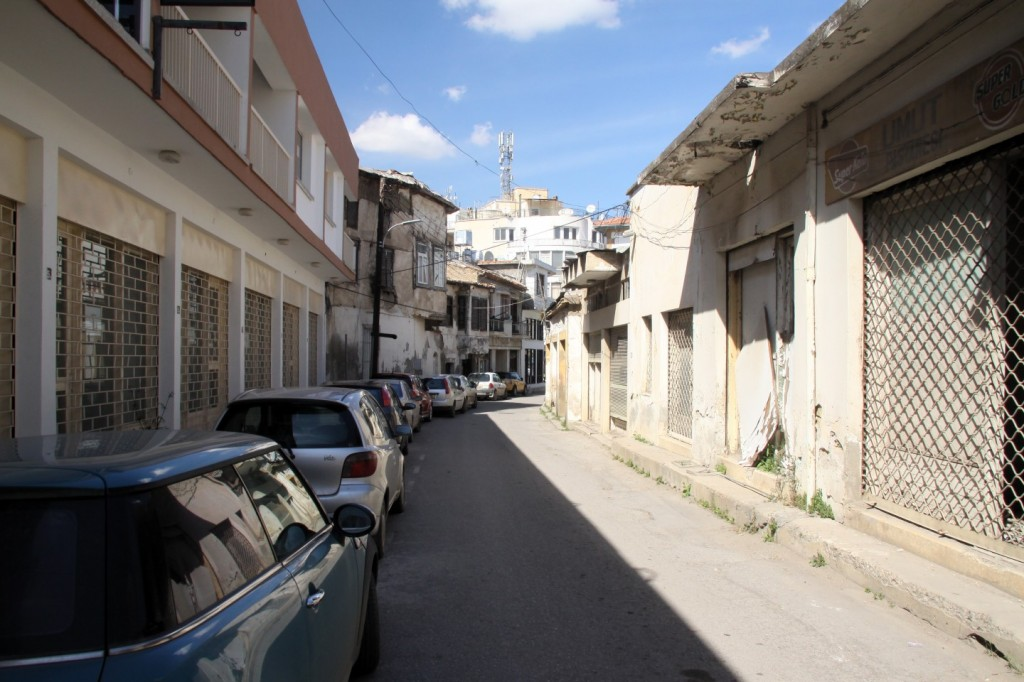 in Nikosia Zypern