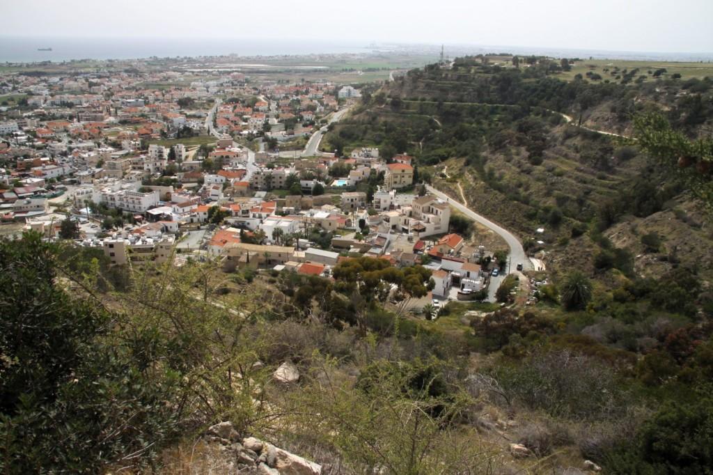 Oroklini Zypern