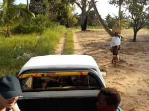 Distrito do Zavala Mocambique