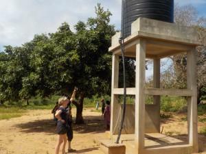 Brunnen Deep fountains in Zavala Quissico