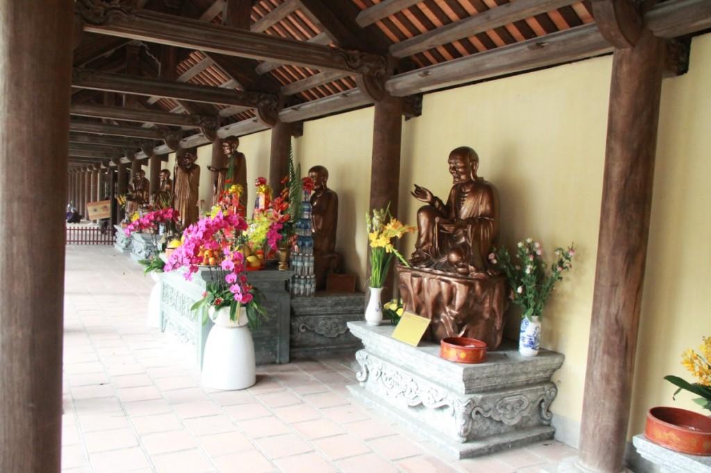 Tempel Đền Thờ Nguyễn Trãi Chí Linh, Vietnam