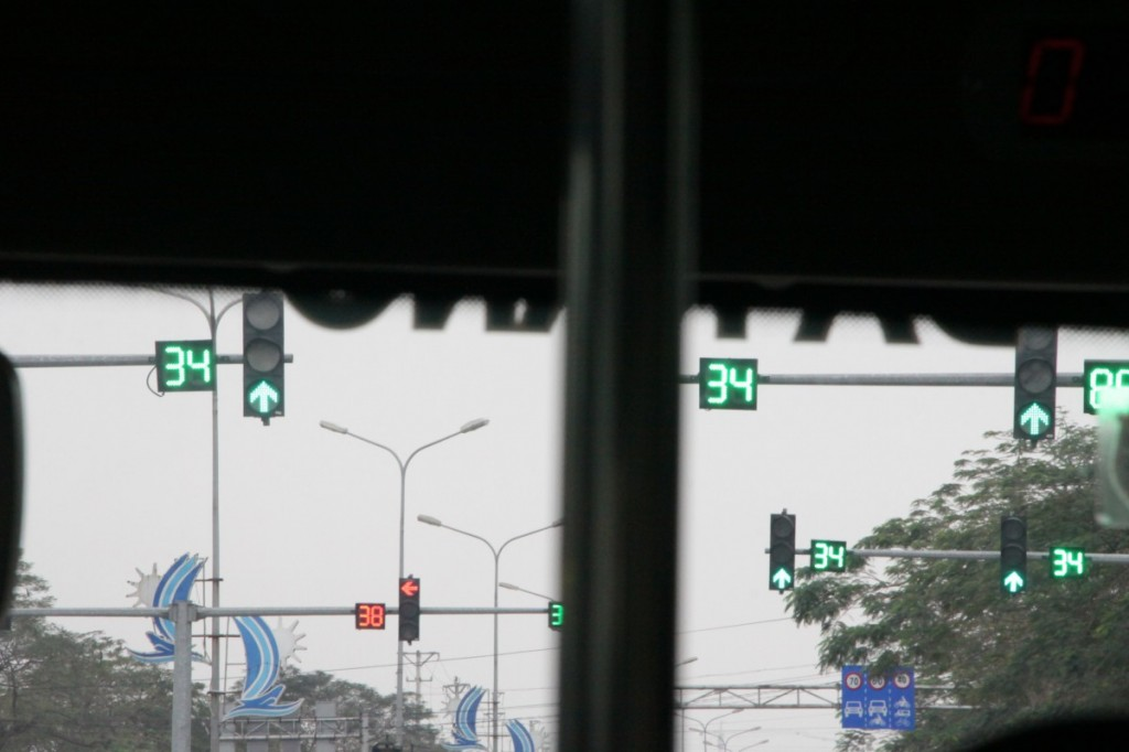 Ampeln trafficlights Vientnam