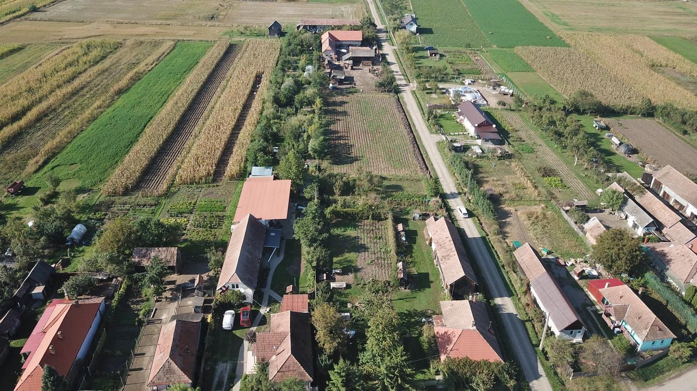 in Voivodeni; Rumänien